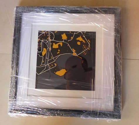 Frequently Asked Questions -framed prints 3